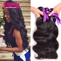 8A Unprocessed Indian virgin hair straight human hair weave 3 bundles  hair products Indian straight virgin hair extension