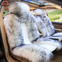 car seat cover Autumn Winter seat covers Wool car seat cushion 1 PCS Car Interior Accessories Cushion Cover Free shipping