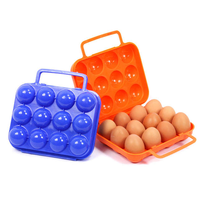 Travel Egg Storage Boxes 1