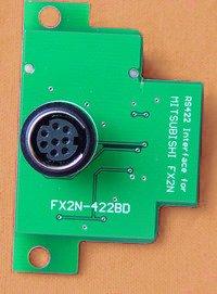FX2N-422-BD RS422 Board for FX2N PLC RS422 communication board FX2N422BD free shipping new in box FX2N-422BD fx2n 16mr es ul page 1