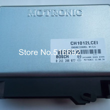Original ChangHe Car Engine Computer ECU\u0028Electronic Control Unit\u0029  0261208077