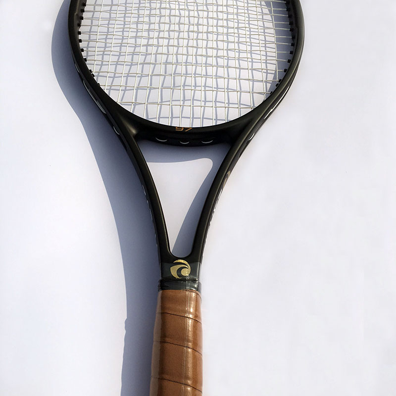 1 pc ZARSIA 97 sq.in. 315g 100% carbon fiber tennis racket Taiwan OEM quality tennis racquect