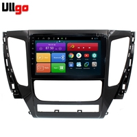 9 inch Android 8.1 Car DVD GPS for Mitsubishi Pajero Sport/ L200 Autoradio GPS Car Head Unit with BT RDS WIFI Mirror Link