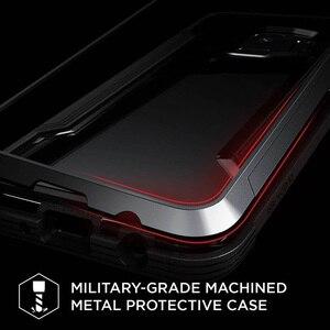 Image 3 - X Doria защитный чехол для Samsung Galaxy S9 S9 Plus, защитный чехол в стиле милитари, алюминиевый чехол для телефона с защитой от падения