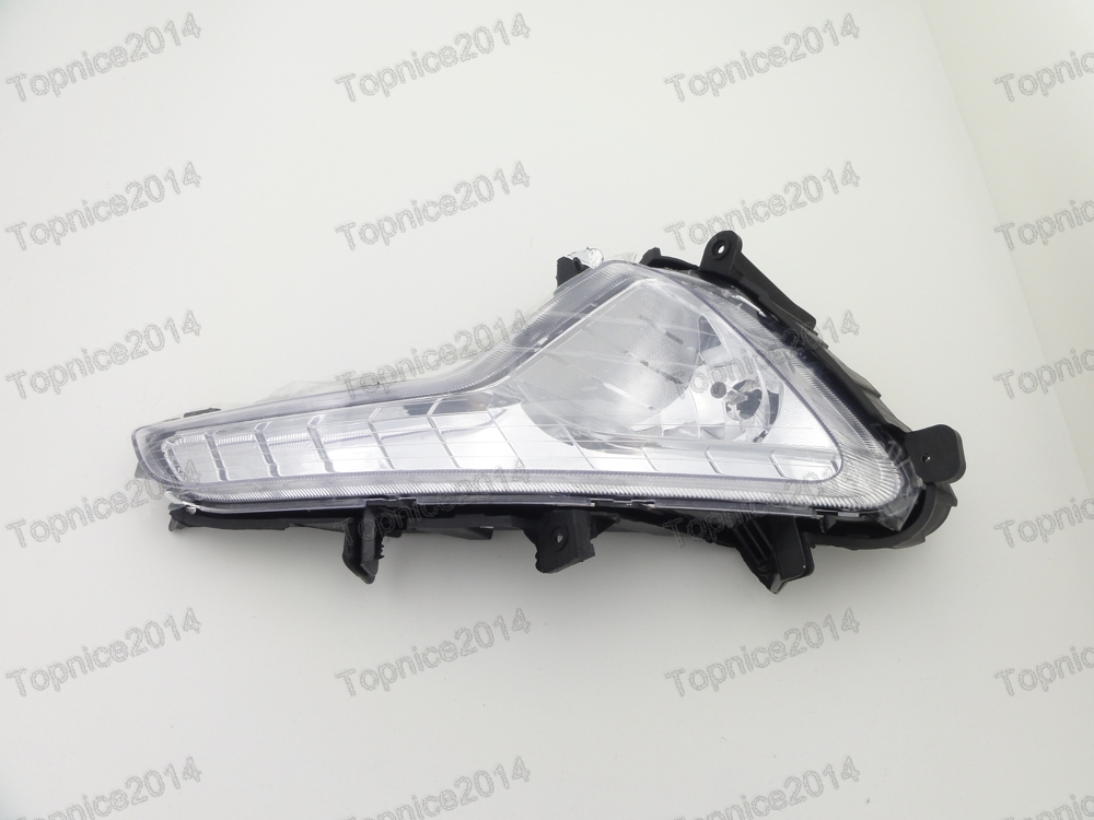ФОТО 1Pcs New OEM RH Front Bumper Fog Lamp Fog Light For Kia Sportage 2014-2015