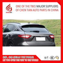 High quality silver or black color screw install aluminium alloy side rail bar roof rack for