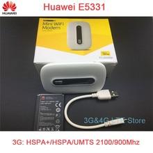 Оригинальный разблокирована huawei E5331 3g HSPA + wifi Беспроводной точка доступа Модем Мобильный маршрутизатор 21 Мбит/с