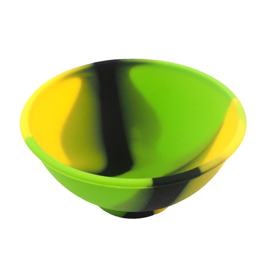 100pcs Cooking Set New creative Colorful Kitchenware FDA Food Grade Non stick Silicone Bowl