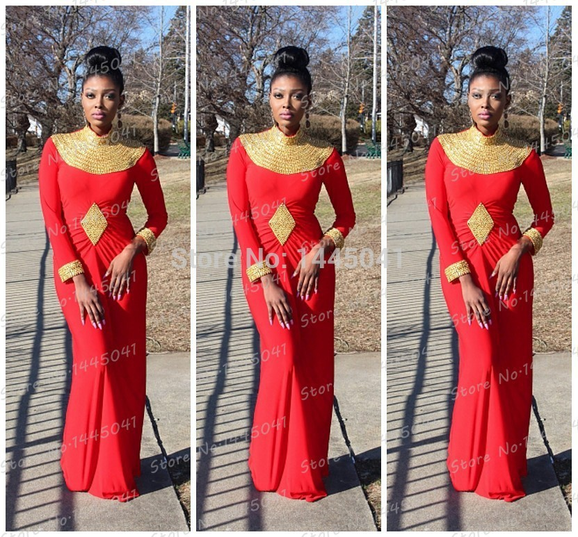 Aliexpress.com : Buy Plus Size 2015 sexy red prom dresses long ...