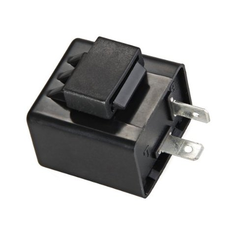 JFBL Hot sale Turn Signal Flasher Blinker Relay 12V 2 Pin Motorcycle Lahore