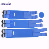 JORZILANO 3-Belt O&X Leg Orthotic Tape Posture Corrector Legs Belt Curves Elastic Bandage High Quality Bowlegs Leggings Hips