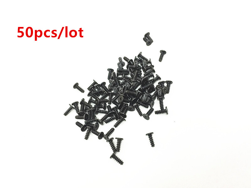 50pcs PS4 Repair Kit Screws boltwall insert bolt For PS4