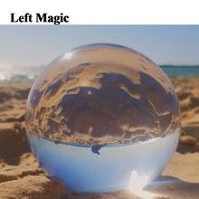 90 мм контактный жонглирующий шар волшебные трюки кристально