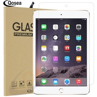 Qosea Tempered Glass For Apple IPad Pro 10 5 Screen Protecor Ultra Clear Explosion Proof For