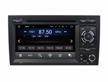 RK3188 Quad Core HD 1024*600 Android 5.1 Car Radio DVD GPS for Audi A4 2003-2011 With 3G/WIFI Bluetooth IPOD Radio TV USB DVR