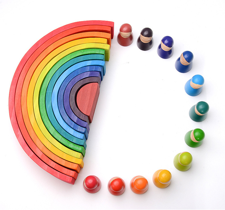 Montessori Rainbow Ultimate Collection
