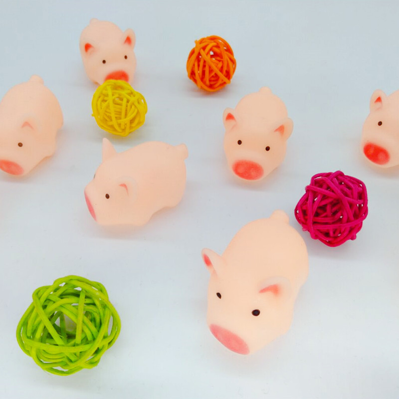 Cartoon Cute Vent Piglet Toys To Push Gifts Play Piglet Pinched Pinched Called Stress Relief Vent Toys