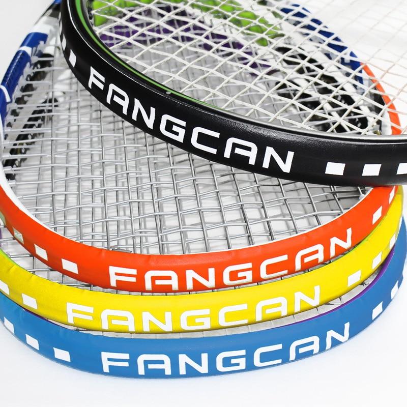 3 pc / pack FANGCAN Tennis / Squash Protection Tape PU Composite - Olahraga raket - Foto 2