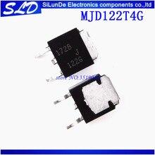 送料無料 100 ピース/ロット MJD122G MJD122T4G MJD122 122 グラム SOT 252 新とオリジナル