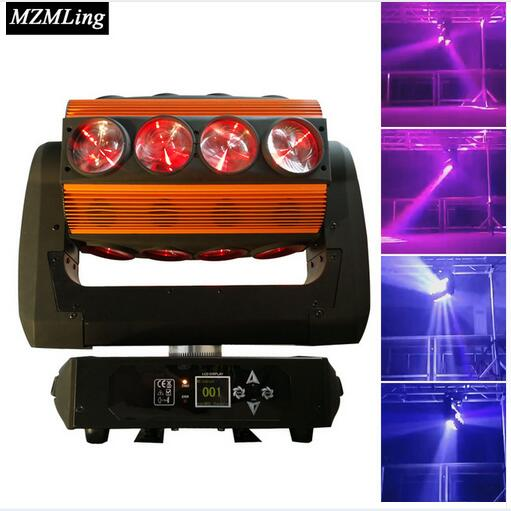 Super 16*15W 4-In-1 CREE LED Beam Light DMX512 Spider Light DJ/Fest/Home Moving Head Light Stage /Party Light Stage Machine