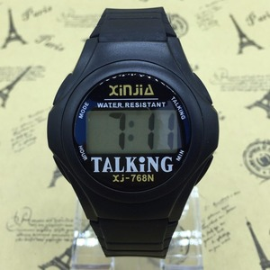 Image 2 - Russian Talking Watch for the Blind and Elderly and Visially Impaired People Electronic Sports Speak Watches