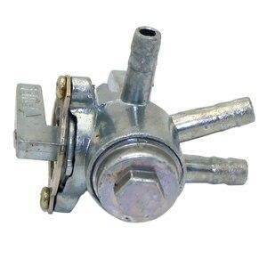Image 5 - 3 웨이 페콕 연료 밸브 3 포트 페콕 연료 밸브 ATV 오토바이 먼지 자전거 등을위한 차단 스위치 0.24 인치 구멍 외경