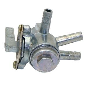 Image 5 - 3 ходовой топливный клапан Petcock 3 портовый топливный клапан Petcock выключенный переключатель для мотоцикла ATV Dirt Bike и т. д. наружный диаметр отверстия 0,24 дюйма