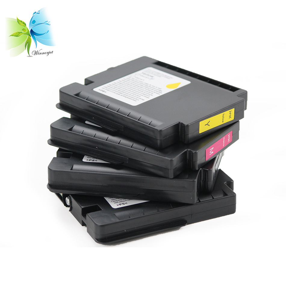 Winnerjet GC21 GC31 GC41 sublimation ink cartridge pigment ink cartridge for Ricoh Aficio printer inkjet cartridges in Ink Cartridges from Computer Office