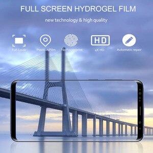 Image 3 - 10 stks/partij 3D Hydrogel Front Film Voor huawei Honor view 20 10 V20 V10 9 8 lite V8 V9 Protector scherm Zachte TPU nano Film
