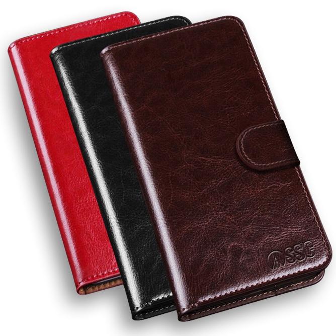 Galleria fotografica Luxury Retro Leather Wallet Flip Cover Case For Samsung galaxy j3 (2016) sm-j320f j320 J320P J320M J320Y Case phone Coque Fundas