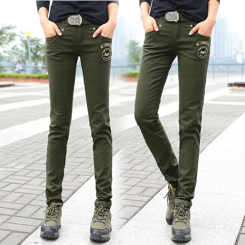 Online Get Cheap Stretch Cargo Pants Women -Aliexpress.com ...