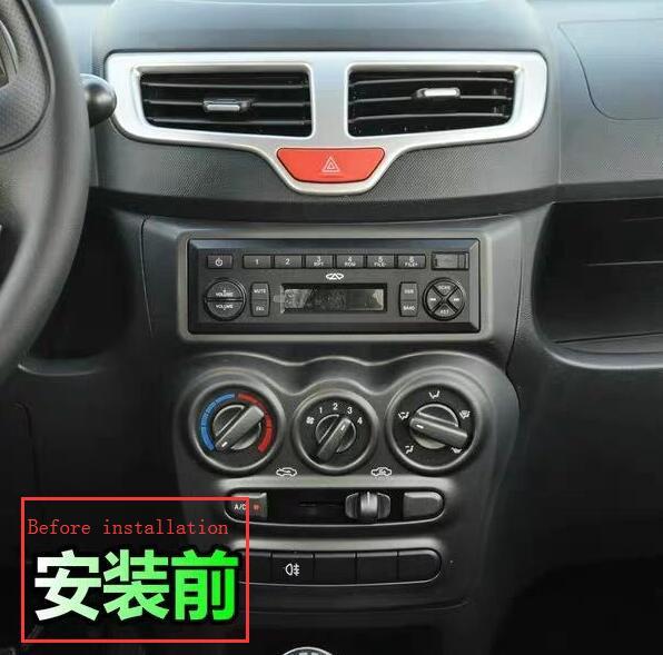 Otomobiller ve Motosikletler'ten Motor Bilgisayarları'de ZBH DVD QQ 10.2 INÇ araç DVD oynatıcı Chery QQ Için 2013 2017 HD dokunmatik ekran Bluetooth, wifi, destek Android, iPhone KLORY Autoparts chain Store