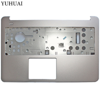 New Laptop cover For Dell Inspiron 15 7537 Palmrest Upper Case Top Cover Shell Replacement With FPR Reader Cable
