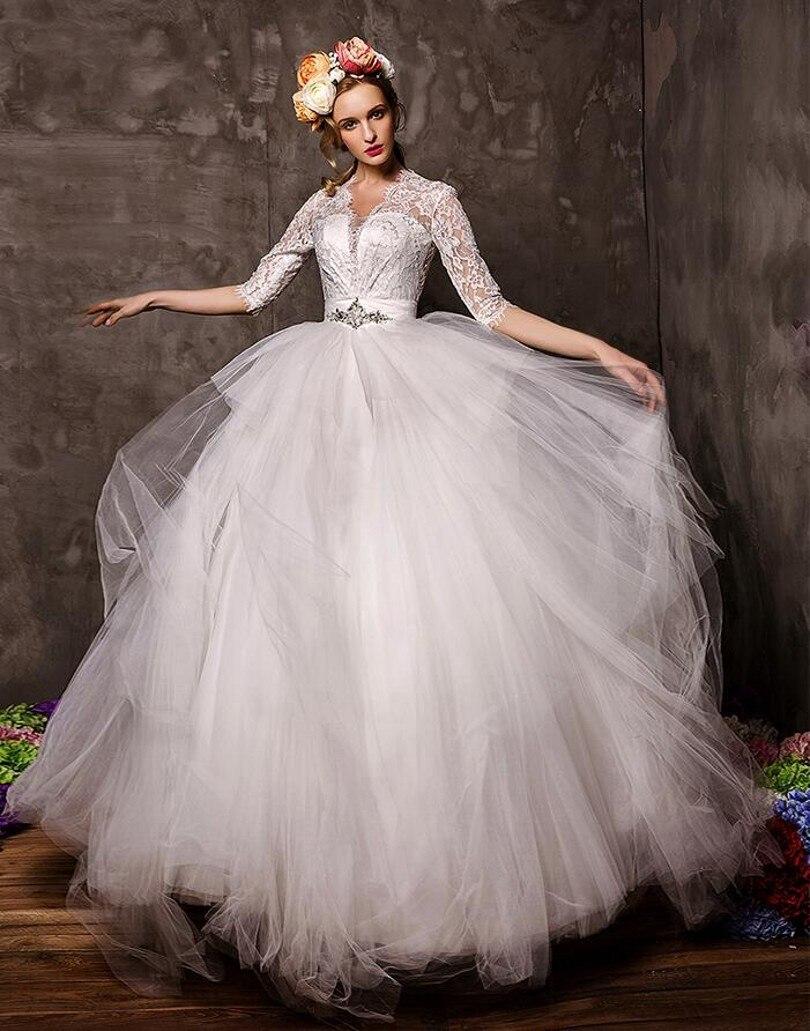 Lace Couture Wedding Dress Promotion-Shop for Promotional Lace ...