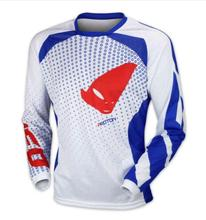 New motorcycle sweatshirt XC GP mountain bike jersey off-road riding BMX DH