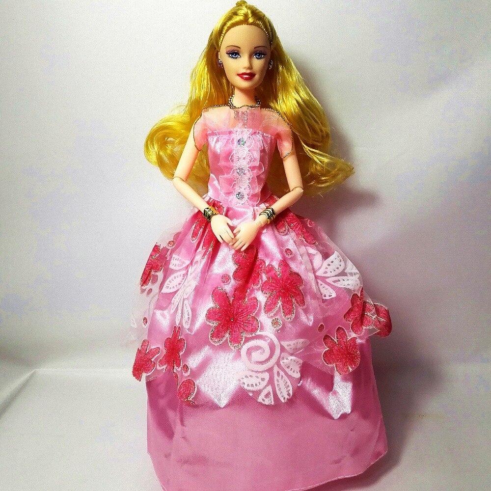 ▽2016 Nuevo un piezas hecho a mano princesa vestido de Noble ...
