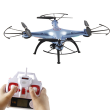 SYMA X5HC 4-CH 2.4GHz 6-Axis RC Quadcopter Drone With 2MP HD Camera Automatic Air Pressure High Headless Mode X5C Free Shipping