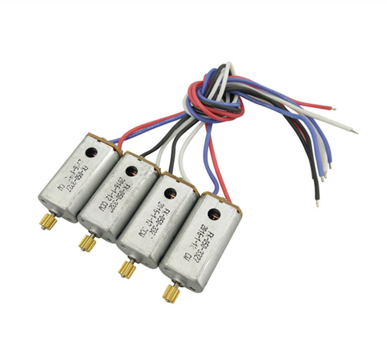 4pcs lot MJX X101 2 4G RC Quadcopter RC Drone Spare Parts Motor A Motor B