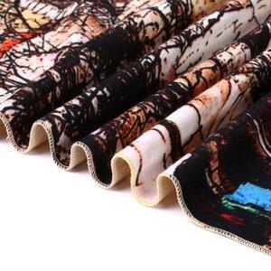 Image 5 - [VIANOSI] szalik markowy zima kobiety szalik kobieta wełna drukowanie szal najlepsza jakość Cashmere Studios ciepła kobieta okłady VA063