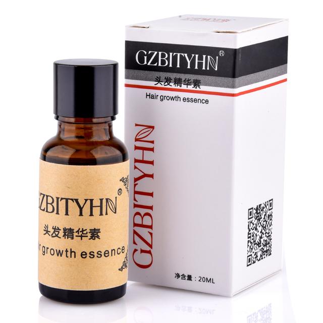 Hair Growth Essence Anti Hair Loss Liquid Dense Dropshipping Discounted Price Hair Hairstyle Keratin Hair Care Products Sunburst