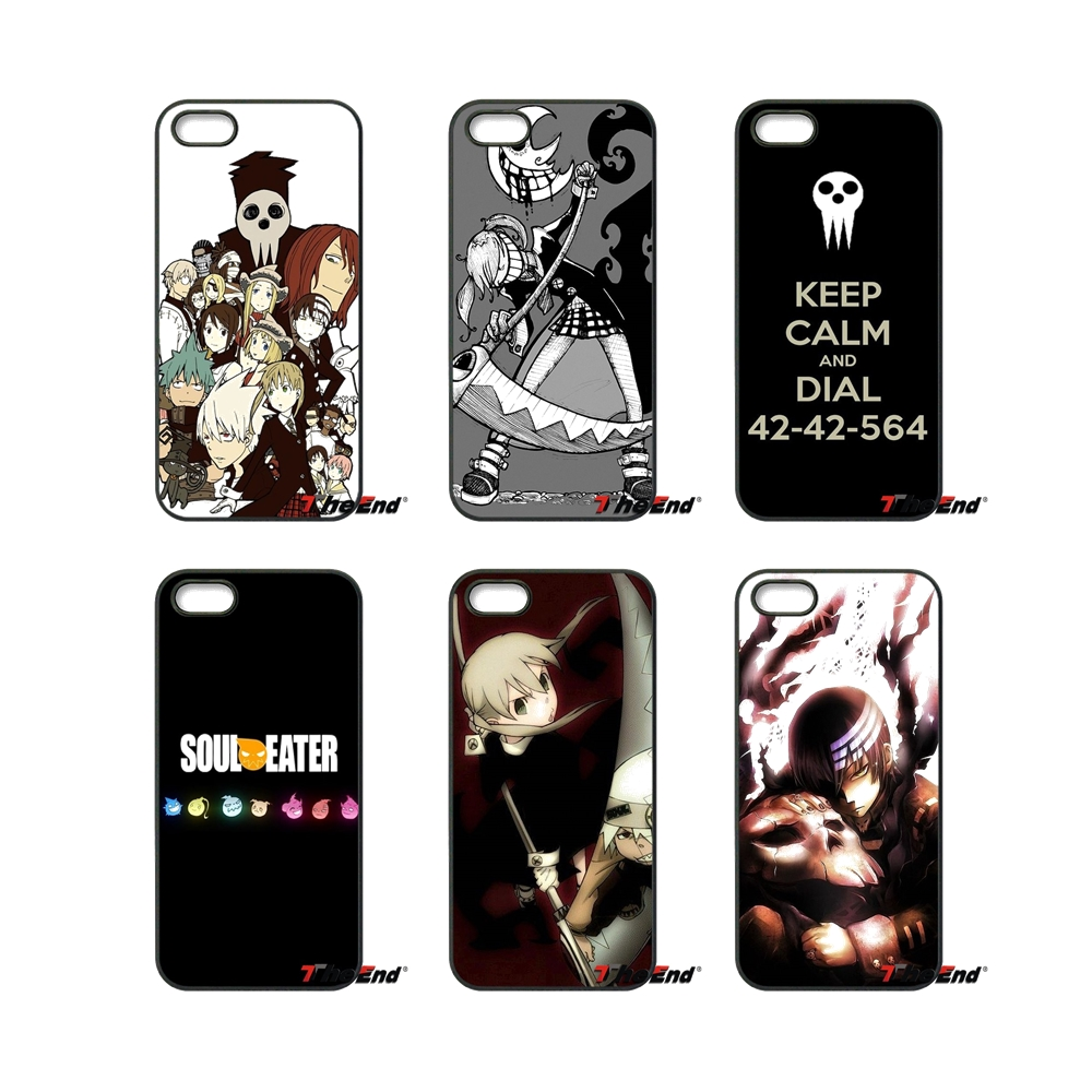coque iphone 6 soul eater