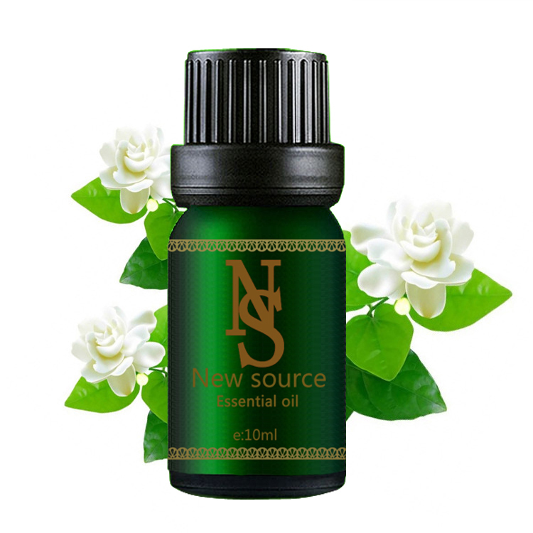10ml luftfuktare av växtens essens av vattenlöslig aromaterapi Jasmine eteriska oljor ugnen Aromaterapi A7
