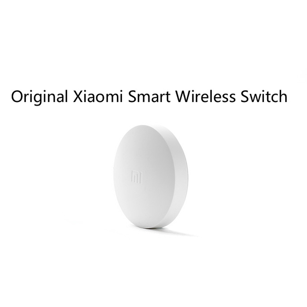 Xiaomi Smart Wireless Switch Smart Home Device Accessories House Control Center Intelligent for Xiaomi Smart Home Kits
