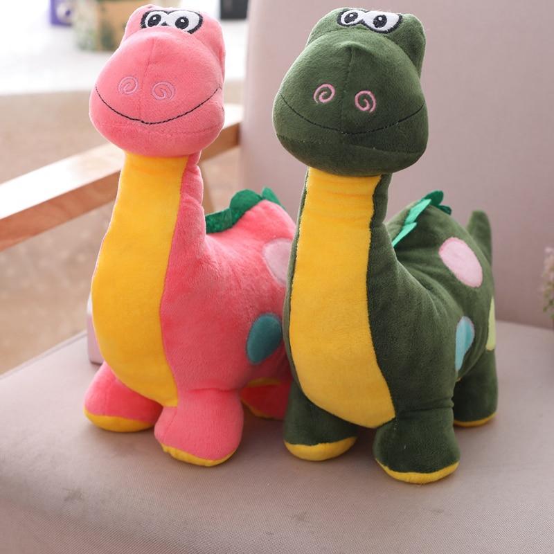 Новинка, плюшевые игрушки в виде динозавра 20/30 см, хобби, Мультяшные игрушки, куклы для детей, для мальчиков, детский подарок на день рождения...