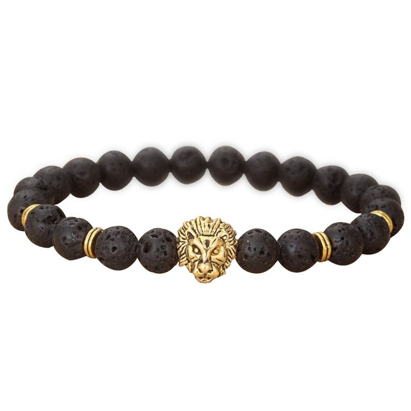 Mdiger Bead Bracelet Natural Stone Buddha Charm Bracelets Bangles For Women Jewelry Drop Shipping