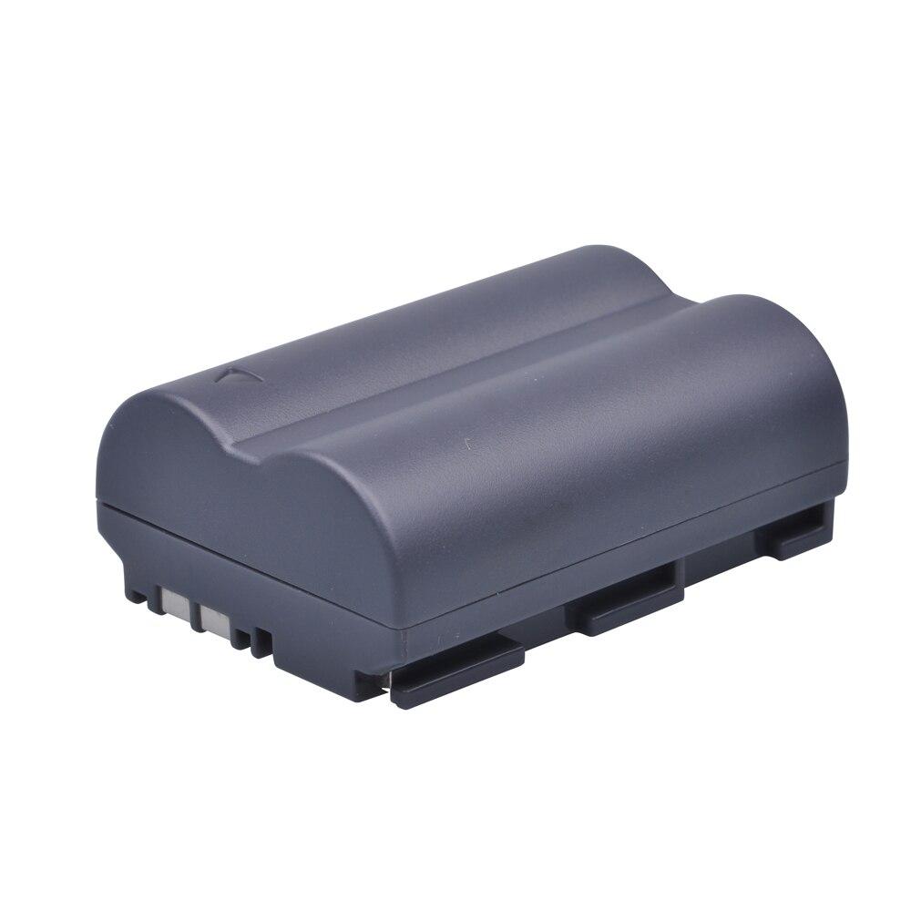 1 Pcs 2650 mAh BP-511 BP-511A Caméra Batterie BP511 BP 511 Pour Canon EOS 40D 300D 5D 20D 30D 50D 10D D60 G6 BP 511A