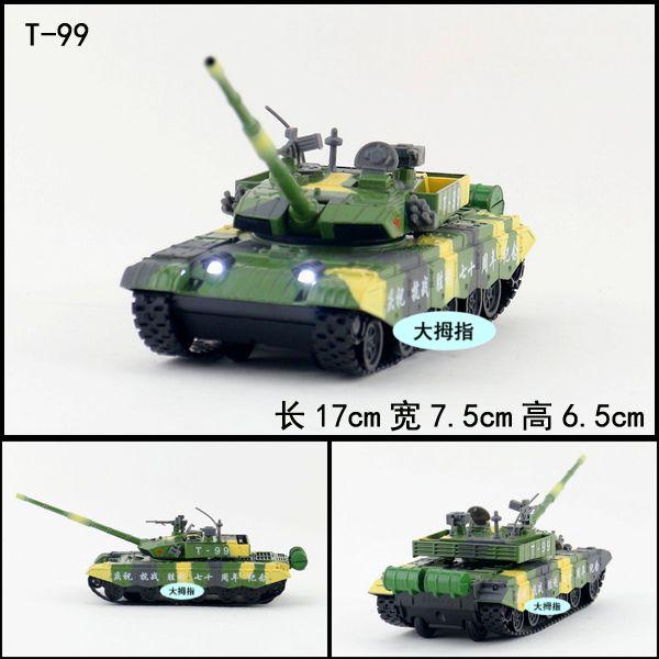 Tank prijzen