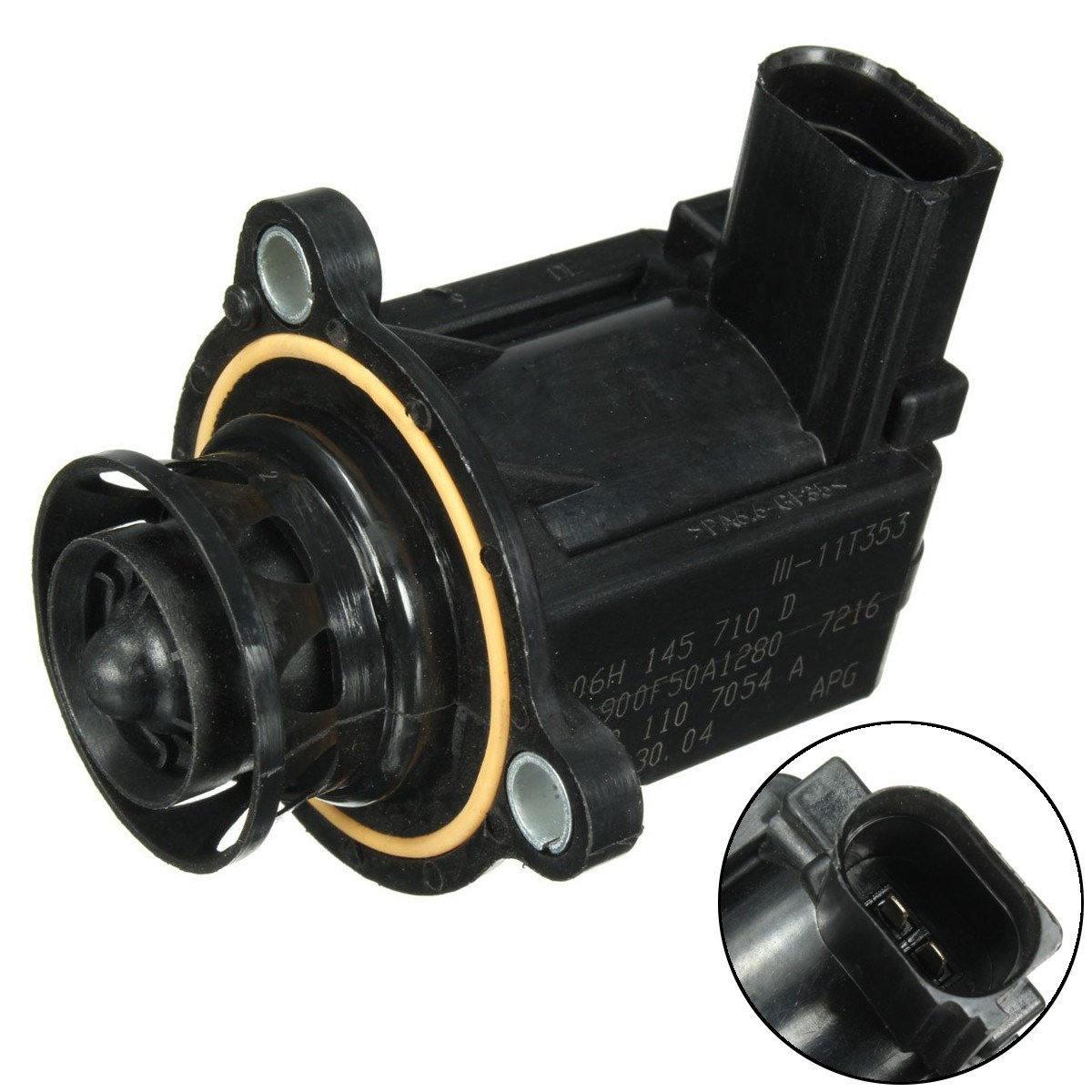Air Infection Diverter Valve Turbo Turbocharger Cut Off Bypass For Audi A3 A4 A5 A6 Q5 TT For VW Beetle Jetta Passat 06H145710D automotive diesel petrol engine timing tool kit for vw audi a2 a3 s3 a4 a6 tt
