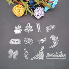 Household appliances Cutting Dies Stencils for Scrapbooking Card Decor Diy Crafts Die-cutting and cutting dies