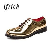 20b5660a 2018 nueva moda estilo británico zapatos de hombre de encaje elegante  zapatos de los hombres de